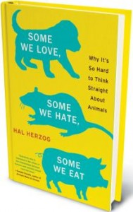 the interrelationship between humans and animals in animals like us by hal herzog Our wacky, complicated human-animal relationships with creatures great and small by hal herzog, from some we love, some we hate, some we eat fortunately, their disagreement over the moral status of mahi mahi did not prevent them (the impact of cats, for example, on wildlife) of our relationship with animals.